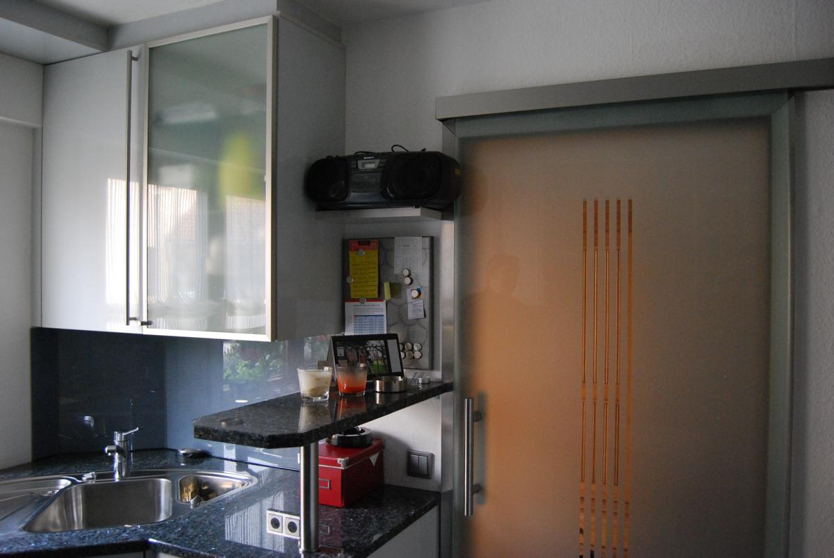 Küchenrückwände in Nürnberg/Fürth/Erlangen - Glasbau Brehm