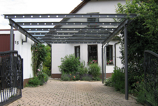 carport stahl simple with carport stahl amazing mgliche dachformen pult giebel oder flachdach. Black Bedroom Furniture Sets. Home Design Ideas
